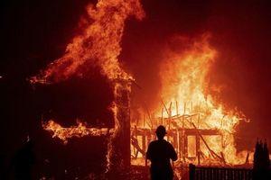 84 người chết và hơn 800 người mất tích do cháy rừng ở California, Mỹ