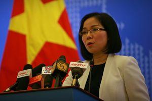 Trung Quốc - Philippines ký thỏa thuận khai thác dầu khí ở Biển Đông, Việt Nam nói gì?