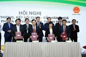 Thúc đẩy giao thương, kết nối cung - cầu hàng hóa giữa Hà Nội với các tỉnh, thành phố