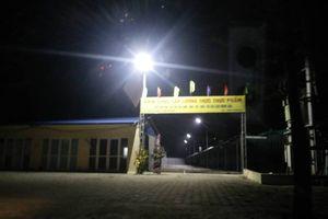 Chợ không phép ở Khu đô thị Thanh Hà-Cienco 5 tái hoạt động