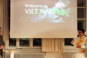 Quảng bá văn hóa Việt tại Augsburg, Đức