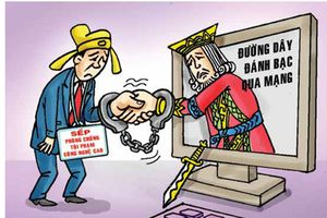 Họa sỹ biếm 'đánh' tham nhũng