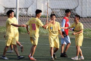 Khát khao cháy bỏng của THPT Phùng Khắc Khoan về chức vô địch đầu tiên