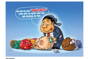 Phòng, chống tham nhũng qua tranh biếm họa