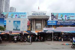Hà Nội công bố chấm dứt hoạt động 16 dự án ngâm đất