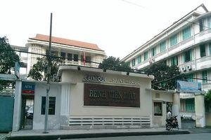 TP.HCM phê bình tập thể lãnh đạo Sở Y tế