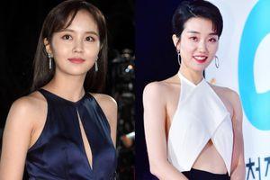 Dàn mỹ nhân Hàn quyến rũ trên thảm đỏ Rồng Xanh