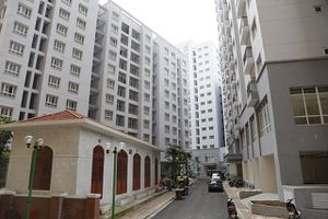 Hàng trăm căn hộ tái định cư bỏ trống: Có nguyên nhân do thiếu sự phối hợp