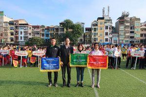 Đống Đa khai mạc giải thi đấu 10 môn thể thao học sinh phổ thông