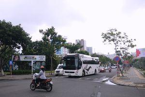 Đà Nẵng: Giảm ùn tắc nhờ phân luồng ô tô khách trên 30 chỗ