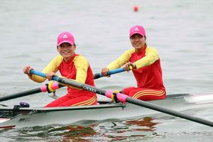 Đại hội Thể thao toàn quốc lần VIII: Hà Nội tạm dẫn đầu môn Rowing