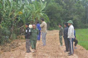 Nghệ An: Huyện mở nghĩa trang sát tường nhà, dân bất an lo lắng