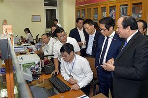 Hà Nội muốn đưa nhà máy sản xuất iPhone về Việt Nam