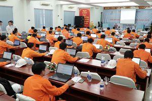EVN SPC: Nâng cao ý thức an toàn lao động cho nhân viên