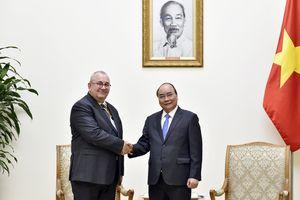Thủ tướng tiếp Đại sứ Vương quốc Bỉ