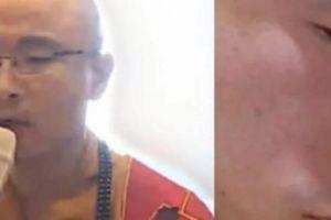 Nhà sư Đài Loan dính bê bối lộ video sex: Phát hiện thuốc kích dục