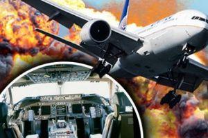 MH370 vừa bay vừa cháy: Phi công làm gì trong buồng lái?