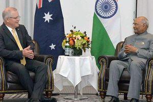 Ấn Ðộ và Australia tăng cường quan hệ