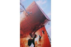 Sống động tác phẩm ảnh về biển, đảo Tổ quốc