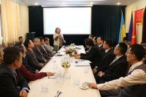 Tọa đàm về quan hệ kinh tế Việt Nam - Ukraine