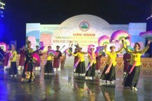 Khai mạc liên hoan diễn xướng dân gian văn hóa các dân tộc Trường Sơn - Tây Nguyên