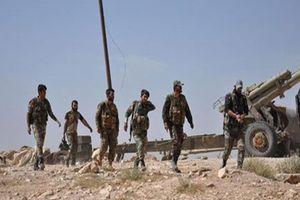 Sau al-Safa, Quân đội Syria sắp 'thanh trừng' IS tại Đông Deir Ezzor