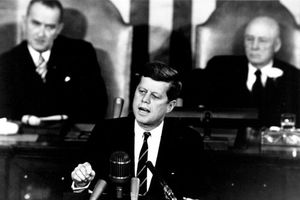 Loạt hình đáng nhớ cựu Tổng thống Kennedy trước khi bị ám sát