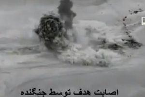 Máy bay không người lái Iran phá hủy các mục tiêu khủng bố ở Syria