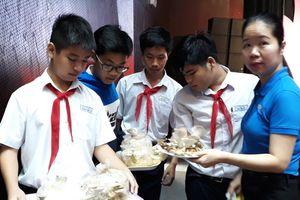 Học sinh Đà Nẵng tham gia giải quyết các vấn đề về môi trường