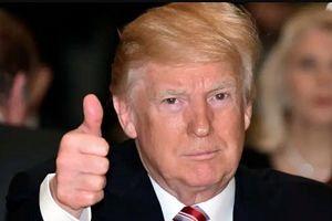 Nhân dịp Lễ Tạ ơn, Tổng thống Trump tự cảm ơn chính mình