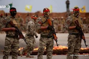 Syria: IS tấn công lực lượng do Mỹ hậu thuẫn