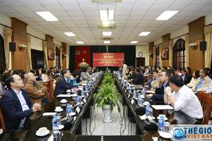 Bộ Ngoại giao học tập, triển khai nội dung Hội nghị Trung ương 8