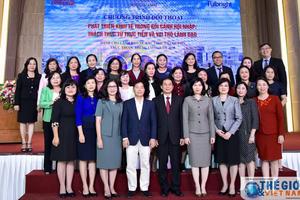 Khai giảng khóa đào tạo về hội nhập dành cho lãnh đạo nữ các địa phương