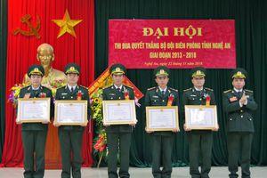 BĐBP Nghệ An: Bảo vệ vững chắc chủ quyền, an ninh biên giới của Tổ quốc