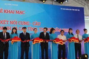 Hơn 1.500 doanh nghiệp tham dự hội nghị kết nối cung cầu giữa TP. HCM và các tỉnh Đông Tây Nam bộ