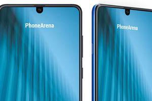Samsung sắp có smartphone đầu tiên dùng thiết kế màn hình giọt nước