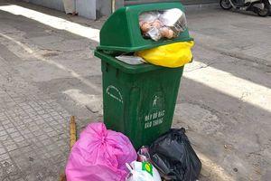 Nhiều người ngơ ngác với phân loại rác