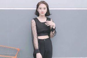 Ngắm cô bạn gái xinh như hot girl của tuyển thủ Việt Nam