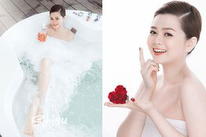 Vẻ đẹp nóng bỏng của bạn gái tuyển thủ Việt Nam Phạm Đức Huy