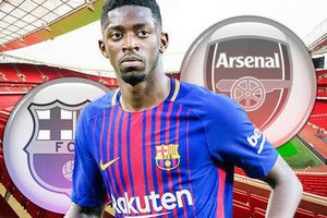 Arsenal gây sốc chi số tiền cao kỷ lục mua Dembele!