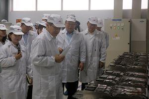 Samsung tư vấn trực tiếp cho doanh nghiệp phụ trợ Việt