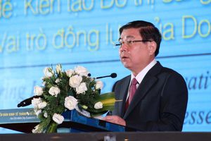 TP HCM kêu gọi phát huy sức mạnh doanh nghiệp trong xây dựng đô thị sáng tạo phía Đông