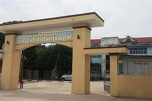 Bác sĩ Bệnh viện Đa khoa huyện Hậu Lộc bị tố tắc trách