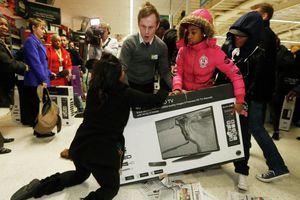 Tranh mua dịp 'Black Friday' ở Mỹ đã là quá khứ?
