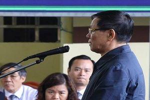 Cựu tướng Phan Văn Vĩnh từ chối quyền tự bào chữa