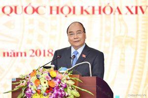 Thủ tướng Nguyễn Xuân Phúc: 'Tham nhũng lớn đã xử lý nghiêm, tham nhũng vặt nhân dân rất kêu ca'