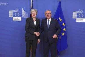 EU-Anh nhất trí dự thảo tuyên bố về quan hệ hậu Brexit