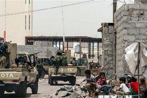 Nhóm Houthi nhất trí đàm phán nhằm bảo đảm hòa bình ở cảng Hodeida