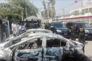 Trung Quốc lên án vụ tấn công lãnh sự quán ở Pakistan