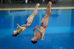Đại hội Thể thao toàn quốc lần thứ VIII năm 2018: Hà Nội nhất toàn đoàn môn Nhảy cầu